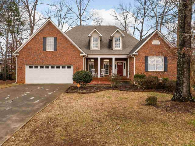 313 S Griffin Mill Court, Spartanburg, SC 29307 (#277178) :: Rupesh Patel Home Selling Team | eXp Realty