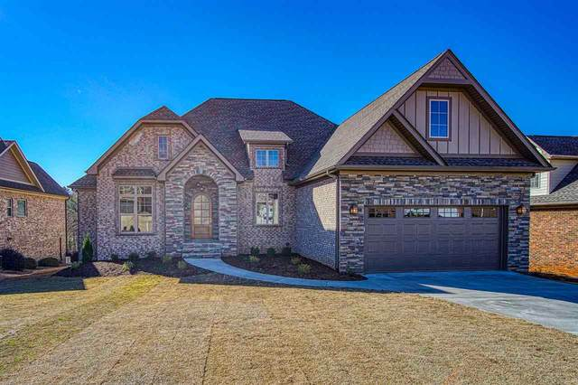 356 S Woodfin Ridge Dr, Inman, SC 29349 (#277197) :: Rupesh Patel Home Selling Team | eXp Realty
