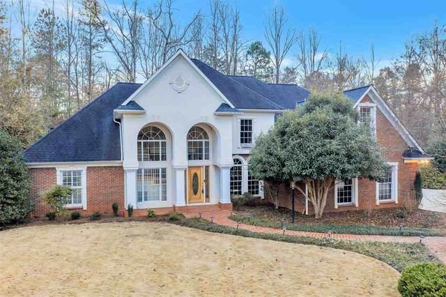 110 S Bennington Drive, Spartanburg, SC 29307 (#277229) :: Expert Real Estate Team