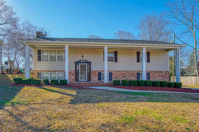 4327 Conrad Dr, Spartanburg, SC 29301 (#277235) :: Expert Real Estate Team