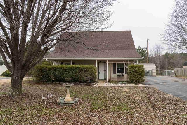 460 Davis Trading Post Road, Chesnee, SC 29323 (#277351) :: Expert Real Estate Team