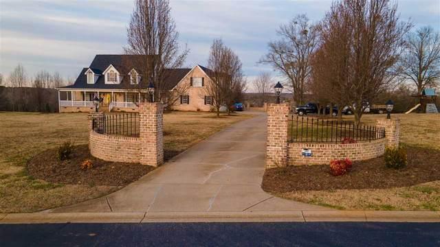 236 Prominence Ridge, Chesnee, SC 29323 (#277414) :: Rupesh Patel Home Selling Team | eXp Realty