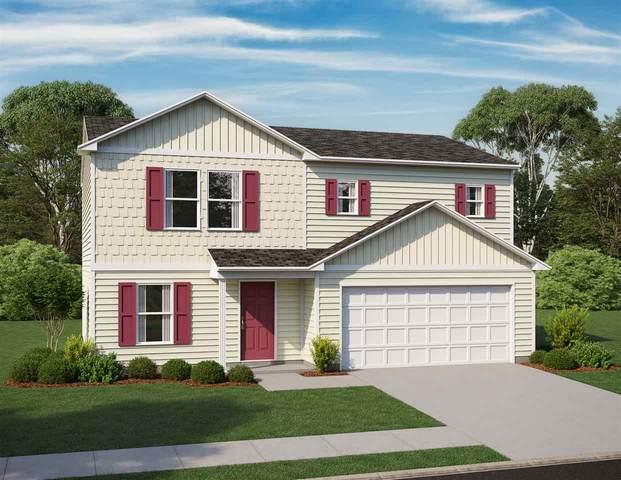 556 Wagon Trail, Duncan, SC 29334 (#277452) :: Expert Real Estate Team