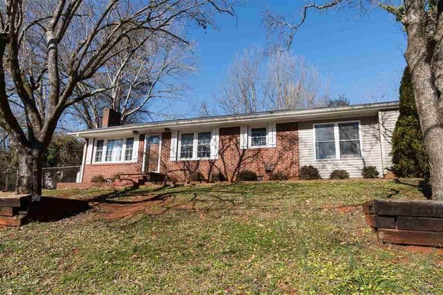 2 Abelia Drive, Greenville, SC 29617 (#277456) :: Rupesh Patel Home Selling Team | eXp Realty
