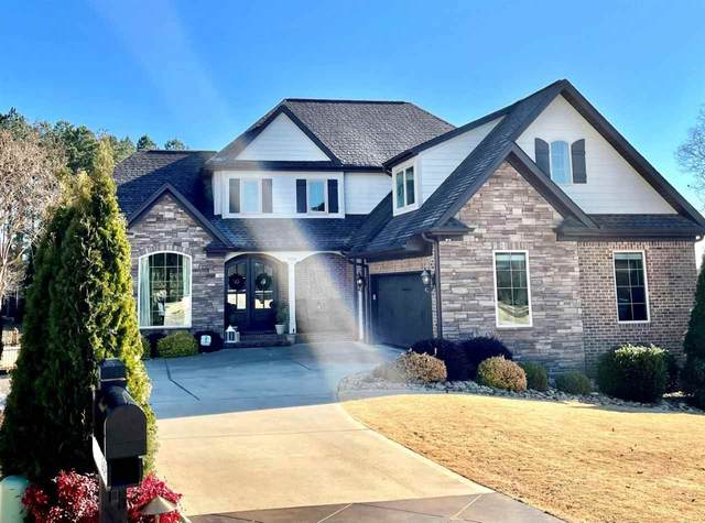 918 Angel Trace Court, Inman, SC 29349 (#277459) :: Rupesh Patel Home Selling Team | eXp Realty