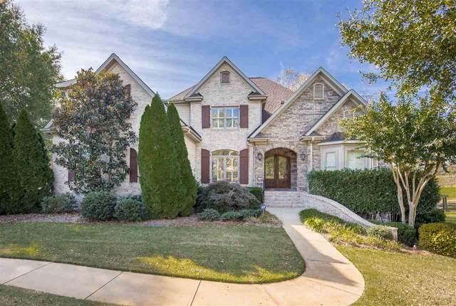 673 Driftwood Drive, Greer, SC 29651 (MLS #277460) :: Prime Realty