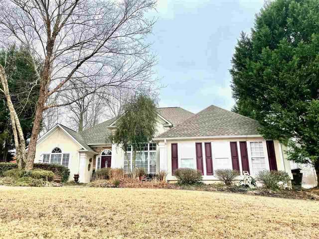 815 Bluffton Dr, Roebuck, SC 29376 (#277485) :: Expert Real Estate Team