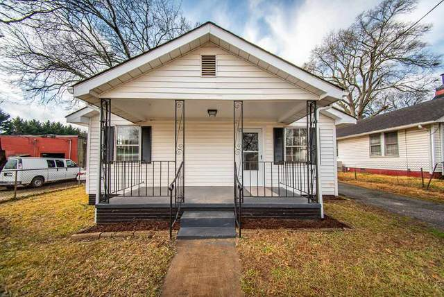 5 Henderson St, Greenville, SC 29611 (#277486) :: Rupesh Patel Home Selling Team | eXp Realty