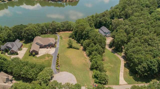 250 Johnsons Pointe Ct, Chesnee, SC 29323 (#277565) :: Rupesh Patel Home Selling Team | eXp Realty