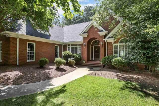 170 River Falls Drive, Duncan, SC 29334 (#277597) :: Rupesh Patel Home Selling Team | eXp Realty