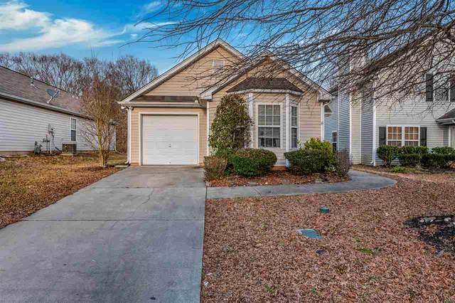 523 Glenlea Lane, Greenville, SC 29617 (#277620) :: Rupesh Patel Home Selling Team | eXp Realty