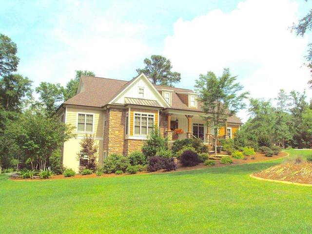 351 Abercrombie Pt, Greenwood, SC 29649 (#277710) :: Rupesh Patel Home Selling Team | eXp Realty