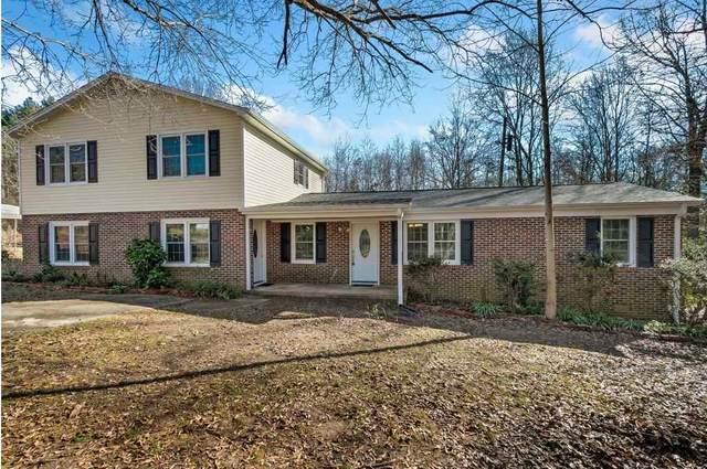 112 N Hendricks Lane, Easley, SC 29640 (#277794) :: Expert Real Estate Team