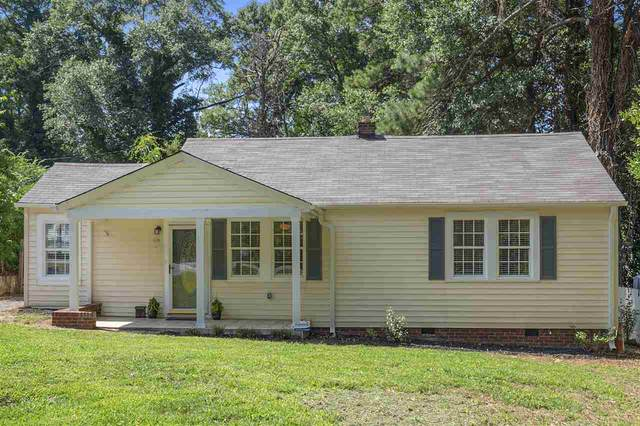 116 Rosemary Rd, Spartanburg, SC 29301 (#277828) :: Rupesh Patel Home Selling Team   eXp Realty