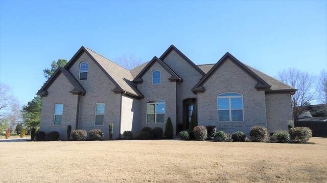 112 Uncle Will Way, Wellford, SC 29385 (#277835) :: Expert Real Estate Team
