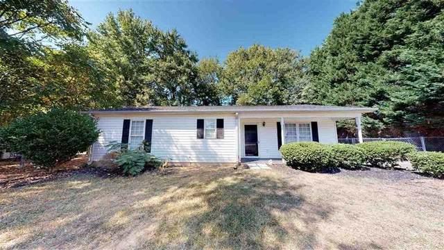 124 Pueblo St, Spartanburg, SC 29301 (#277845) :: Expert Real Estate Team