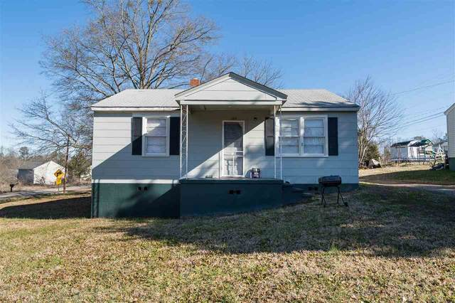 163 Woodland Drive, Duncan, SC 29334 (#277922) :: Rupesh Patel Home Selling Team | eXp Realty