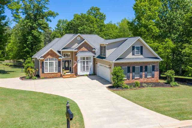 217 Holly Drive, Duncan, SC 29334 (#277927) :: Rupesh Patel Home Selling Team | eXp Realty