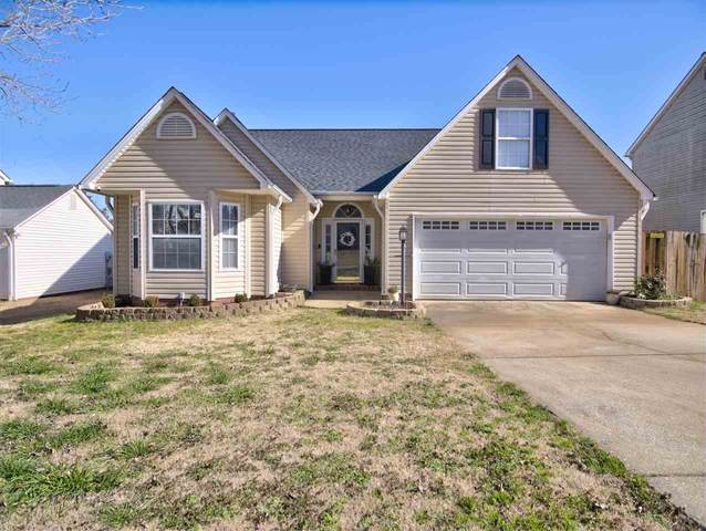234 W Pheasant Hill Dr, Duncan, SC 29334 (#278019) :: Rupesh Patel Home Selling Team | eXp Realty