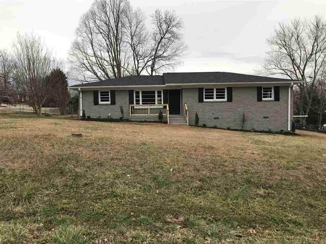 601 New Dunham Bridge Rd, Greenville, SC 29611 (#278025) :: Rupesh Patel Home Selling Team | eXp Realty