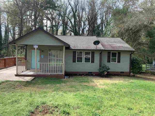 306 Charlesworth Avenue, Spartanburg, SC 29306 (#278161) :: Rupesh Patel Home Selling Team   eXp Realty
