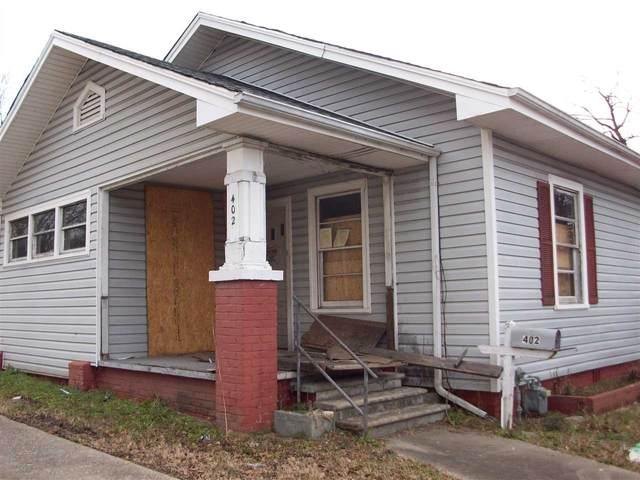 402 Beech Street, Gaffney, SC 29340 (#278174) :: Rupesh Patel Home Selling Team | eXp Realty