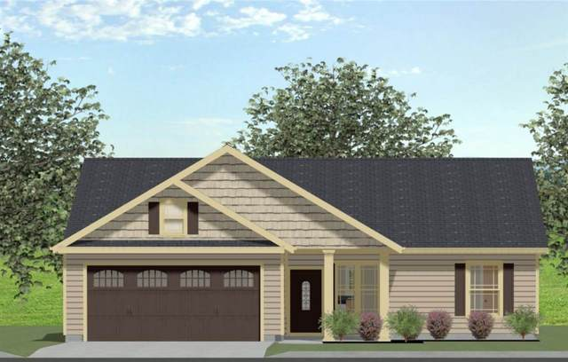 984 Gibbs Rd - Lot 4, Wellford, SC 29385 (#278222) :: DeYoung & Company