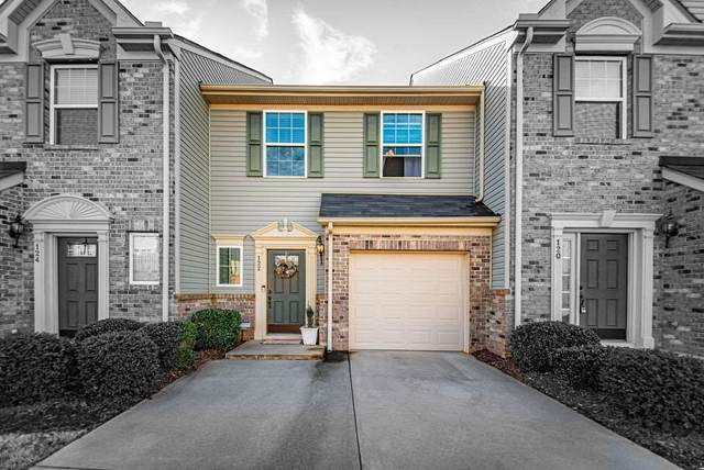 122 Awendaw Way, Greenville, SC 29607 (#278243) :: Rupesh Patel Home Selling Team | eXp Realty