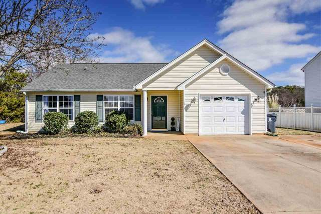 368 Honor Road, Duncan, SC 29334 (#278263) :: Expert Real Estate Team