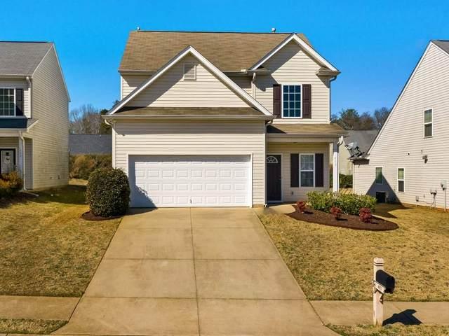 413 Edgemont Avenue, Spartanburg, SC 29301 (#278271) :: Expert Real Estate Team