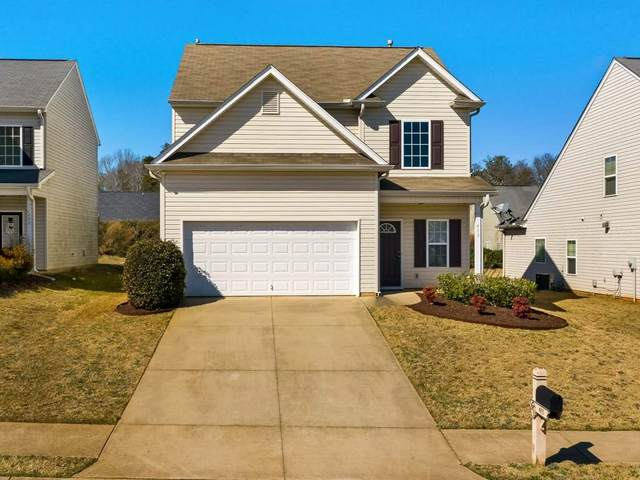 413 Edgemont Avenue, Spartanburg, SC 29301 (#278271) :: DeYoung & Company