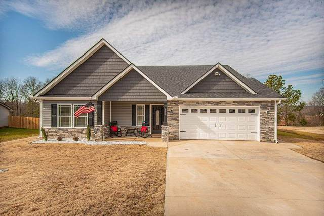 602 Uncle Joes Way, Wellford, SC 29385 (#278290) :: DeYoung & Company