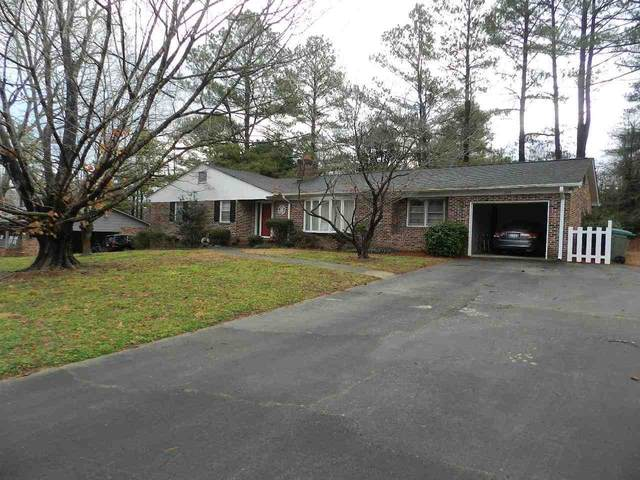102 Westfield Drive, Gaffney, SC 29340 (#278305) :: Rupesh Patel Home Selling Team | eXp Realty