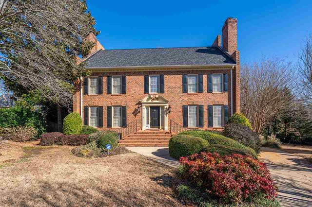 109 Plum Mill Court, Greer, SC 29650 (#278324) :: DeYoung & Company