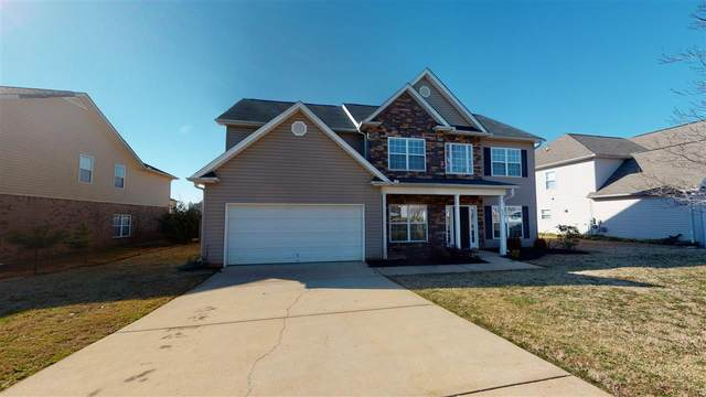 622 Flintrock Dr, Boiling Springs, SC 29316 (#278326) :: Rupesh Patel Home Selling Team | eXp Realty