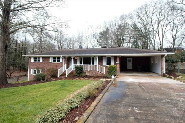 1061 Maryland Ave, Spartanburg, SC 29307 (#278335) :: Expert Real Estate Team
