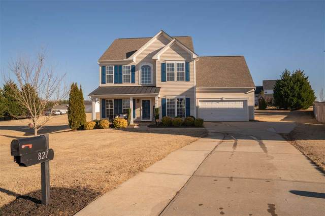 821 Yates Court, Boiling Springs, SC 29316 (#278341) :: Expert Real Estate Team