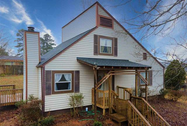 1008 Pine Oak Way, Taylors, SC 29687 (MLS #278393) :: Prime Realty