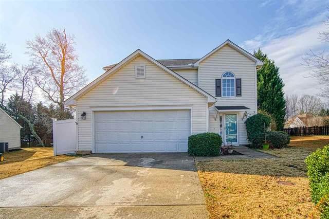 6 Avalon Court, Simpsonville, SC 29681 (#278411) :: Rupesh Patel Home Selling Team | eXp Realty