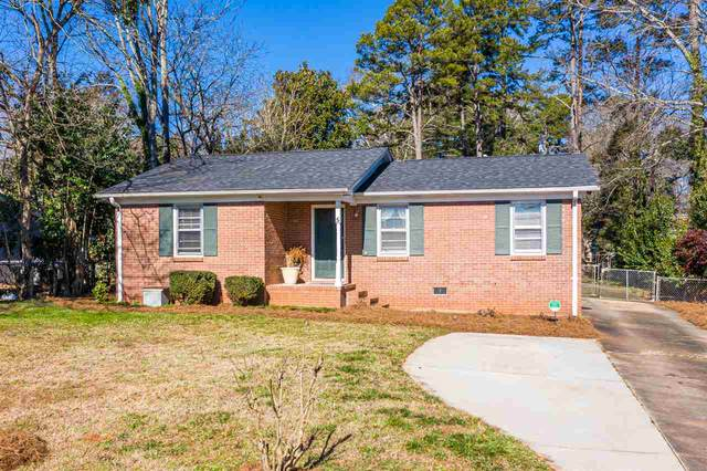 5 Milford Lane, Greenville, SC 29605 (MLS #278428) :: Prime Realty