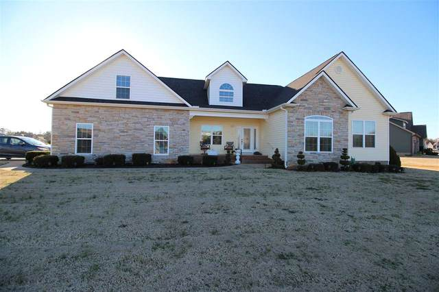 214 Woodcrest Ct, Inman, SC 29349 (#278455) :: DeYoung & Company