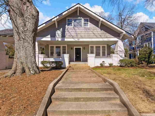 496 Glendalyn Avenue, Spartanburg, SC 29302 (#278476) :: Rupesh Patel Home Selling Team   eXp Realty