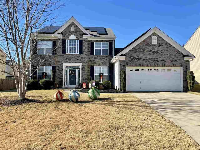 214 Jordan Cres 214 Jordan Crest, Moore, SC 29369 (#278482) :: Rupesh Patel Home Selling Team | eXp Realty