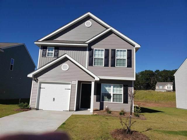 3031 Wingadee Drive, Inman, SC 29349 (#278489) :: Rupesh Patel Home Selling Team | eXp Realty
