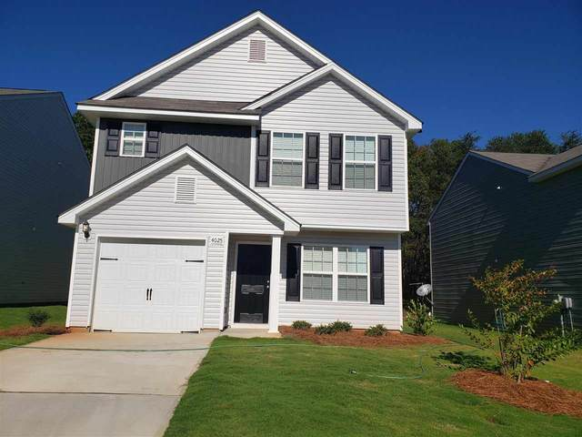4025 Reinfield Drive, Inman, SC 29349 (#278490) :: Rupesh Patel Home Selling Team | eXp Realty