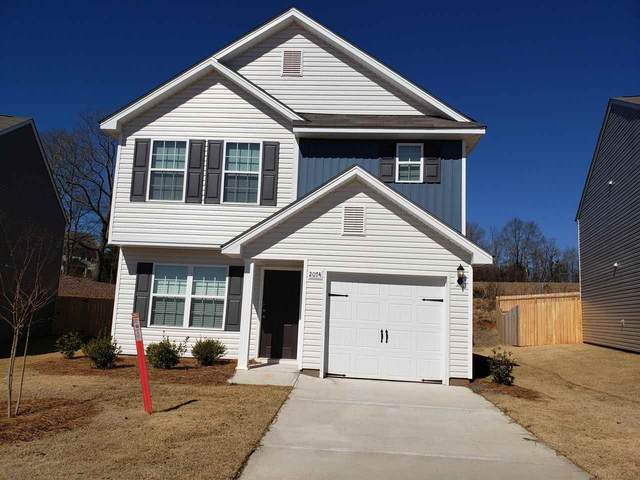 2074 Southlea Drive, Inman, SC 29349 (#278491) :: Rupesh Patel Home Selling Team | eXp Realty