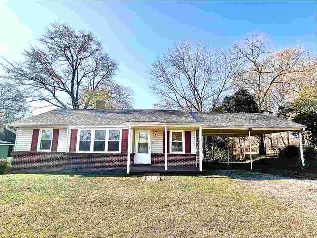 238 W Wood Street, Spartanburg, SC 29303 (MLS #278493) :: Prime Realty