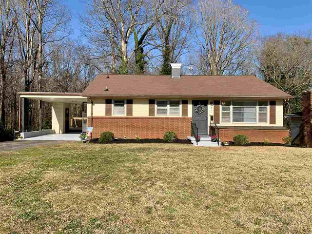 825 Magness Dr, Spartanburg, SC 29303 (#278494) :: DeYoung & Company