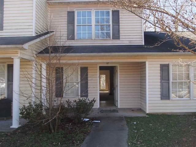 12 Village West Ct, Spartanburg, SC 29301 (#278518) :: DeYoung & Company