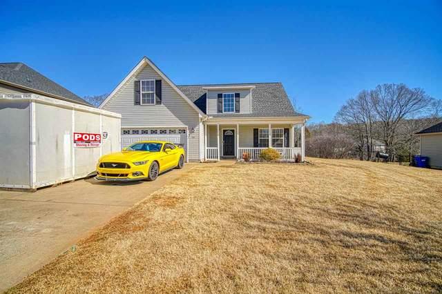 935 Echo Ridge Drive, Duncan, SC 29334 (#278521) :: DeYoung & Company
